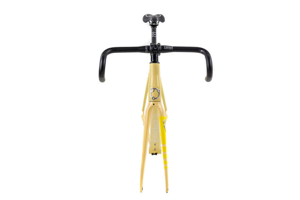 63cm XXL FitWell Alex Degroot 3 Road Bike Frameset-Road Frames-Fit Well Bicycle-Default-The Racery