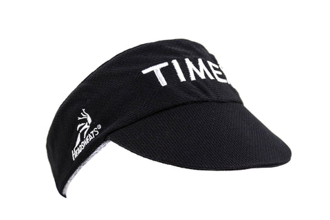 Black Timex Visor-Hats-Headsweats-Default-The Racery