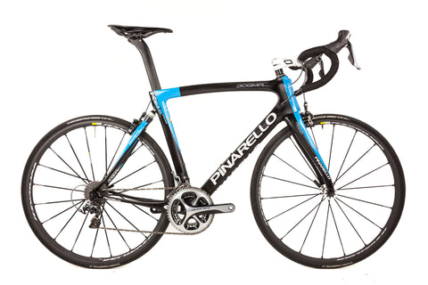 54cm Pinarello Dogma K8-S Carbon Road Bike // Shimano Dura Ace Mavic Team Sky-Road Bikes-Pinarello-Default-The Racery