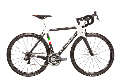 48cm Colnago C60 Carbon Road Bike // Shimano Dura Ace Di2 Racing Fizik