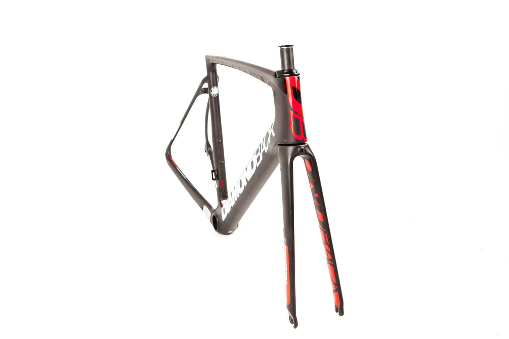 52cm Podium Equipe Frameset-Road Frames-Diamondback-Default-The Racery