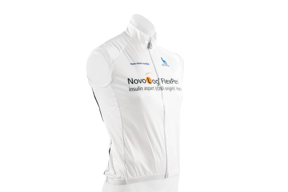 Nalini Men's Wind Cycling Vest // Road Bike Bicycle