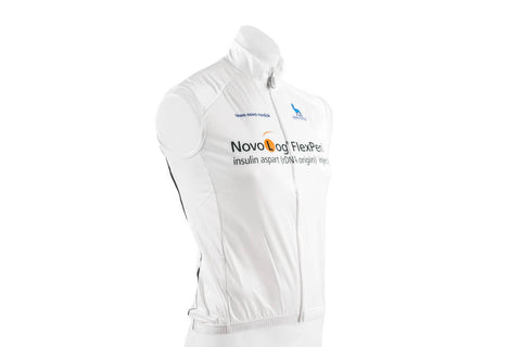 Nalini Men's Wind Cycling Vest // Road Bike Bicycle-Men's Cycling Apparel > Vests-Nalini-XS-The Racery