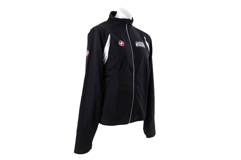 Castelli Men's XXL Castelli Garmin Pista Cycling Jacket // Road Bike Bicycle-Men's Cycling Apparel > Jackets-Castelli-Default-The Racery