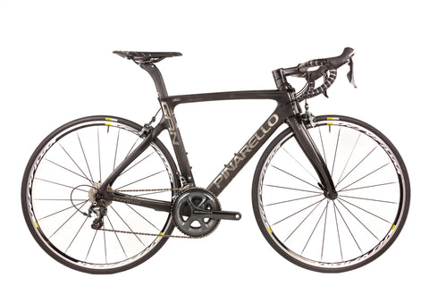 54cm Pinarello Gan RS Carbon Road Bike // Shimano Ultegra Mavic Fizik Racing