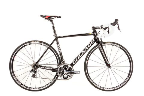 50cm Colnago V1.R Dura Ace Carbon Road Bike // Shimano Dura Ace HED Selle Italia