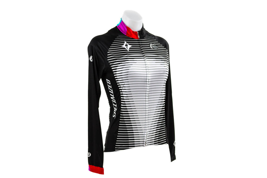 Women's Specialized Lululemon Long Sleeve Jersey