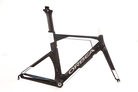 Small Orbea Ordu M20 Time Trial Carbon Frameset / Road Bike Bicycle Cycling Aero