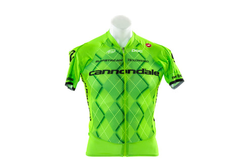 Castelli Men's Cannondale Climber's 2.0 Cycling Jersey // Road Bike Bicycle