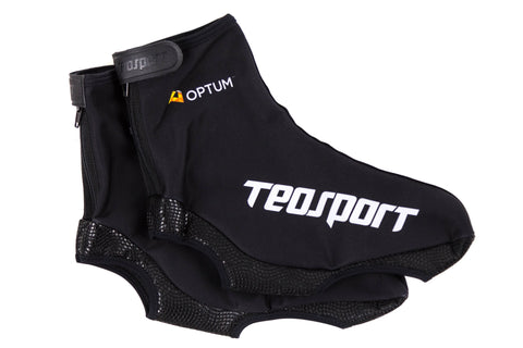 Optum Pro Team Lyrca Winter Cycling Shoecover 41/42-Men's Cycling Apparel > Misc.-Teosport-Default-The Racery