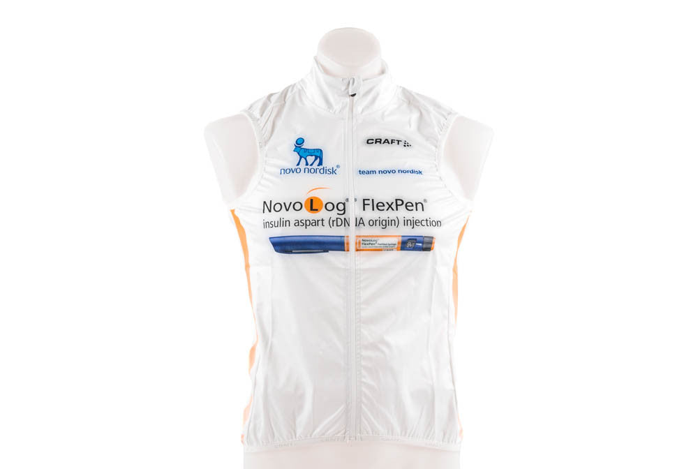 Small Men's EBC Wind Vest