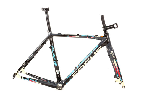 Focus Mares CX 1.0 Disc Rapha-Cyclocross Frames-Focus-52cm-The Racery