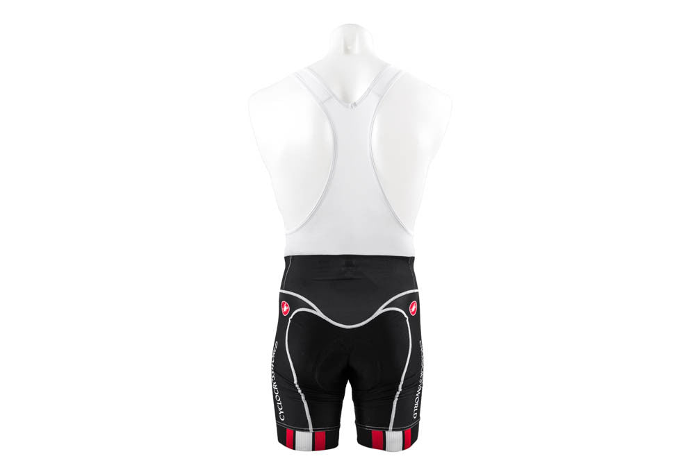Small Castelli Women's Pro Bib Shorts-Women's Cycling Apparel > Shorts / Bib Shorts-Castelli-Default-The Racery