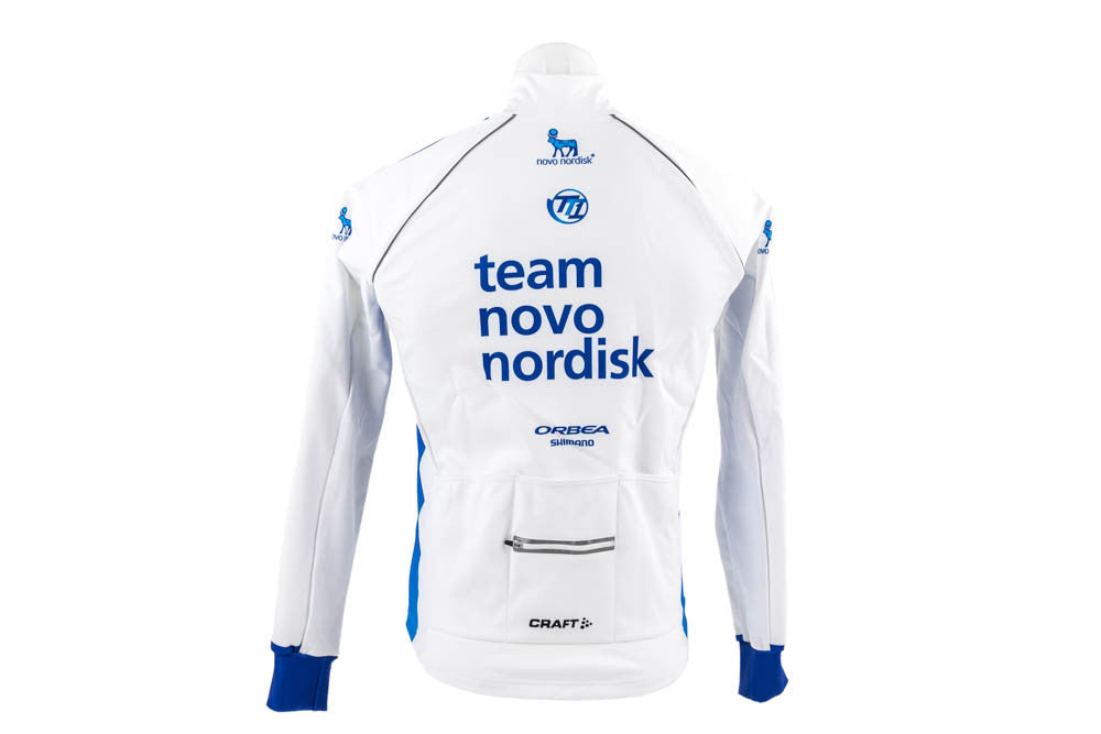 XS Men's EBC Winter Jacket Team Novo Nordisk-Men's Cycling Apparel > Jackets-Craft-Default-The Racery