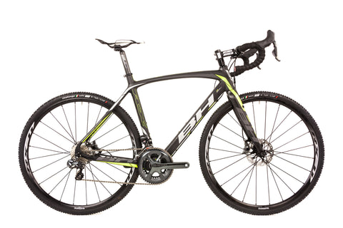 53cm BH RX Team Carbon Cyclocross Bike // Bicycle Gravel Adventure Ultegra