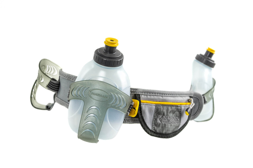 Medium Nathan Speed 4 Hydration Pack (MISSING BOTTLE)-Default-Nathan-Default-The Racery