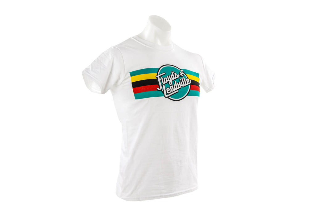 Gildan Floyd's of Leadville WC Training T-Shirt // Cycling Road Bicycle Bike