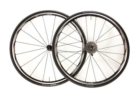 Shimano RS61 Wheelset (Tires + Cassette)
