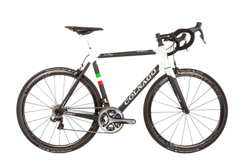 54cm Colnago C60 Carbon Road Bike // Shimano Dura Ace Fizik Vision Metron Aero-Road Bikes-Colnago-Default-The Racery