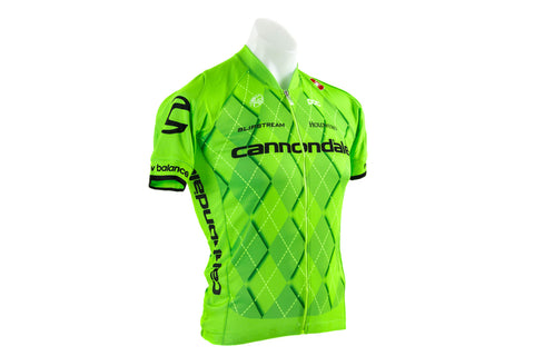 Castelli Men's Cannondale Team 2.0 Cycling Jersey // Road Bike Bicycle