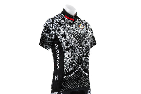 Women's Specialized Lululemon Team Short Sleeve Jersey-Women's Cycling Apparel > Short Sleeve Jerseys-Nalini-Medium-The Racery