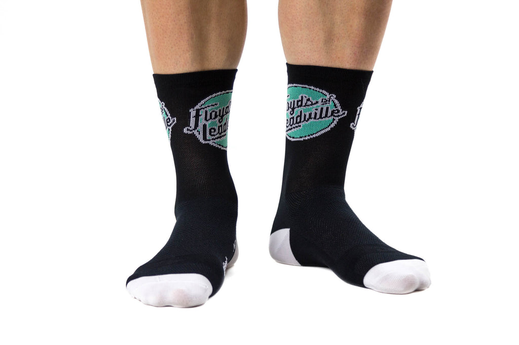 Floyd's Socks Black/Blue