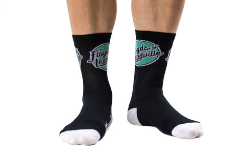 Defeet Floyd's of Leadville Cycling Socks // Road Mountain Cyclocross Bicycle