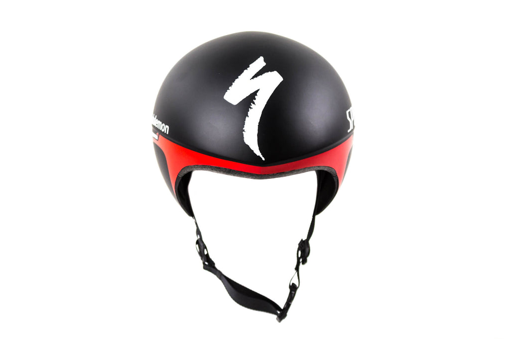 Specialized S-Works McLaren Time Trial Aero Helmet // Road Bike Cycling Bicycle-Helmets-Specialized-XS/SM-The Racery