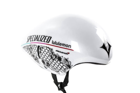 Specialized S-Works McLaren Time Trial Aero Helmet // Road Bike Cycling Bicycle