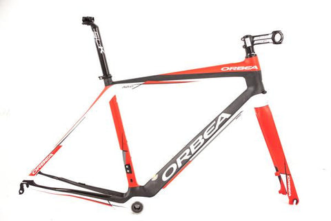 53cm Orbea Avant OMP Carbon Endurance Road Frameset // Gravel Adventure-Road Frames-Orbea-Default-The Racery