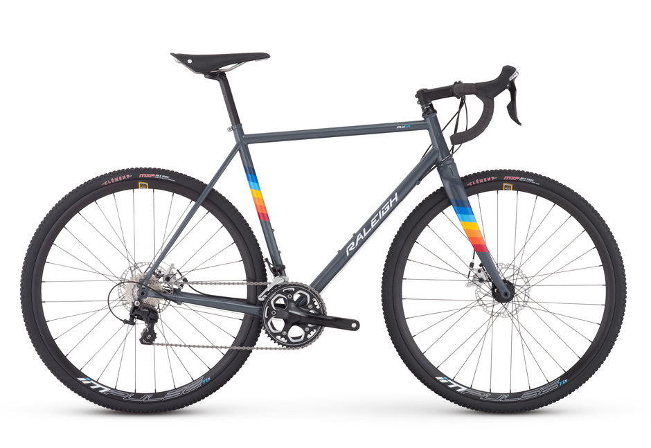 RXM Shimano 105-Cyclocross Bikes-Raleigh-52-The Racery