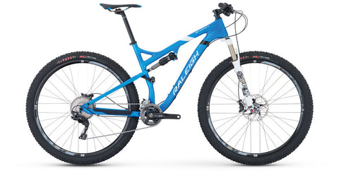 Skarn Pro Shimano XT-Mountain Bikes-Raleigh-15-The Racery