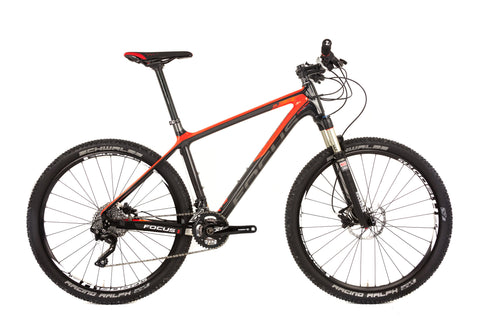 Large 27.5 Raven 3.0-Mountain Bikes-Focus-The Racery