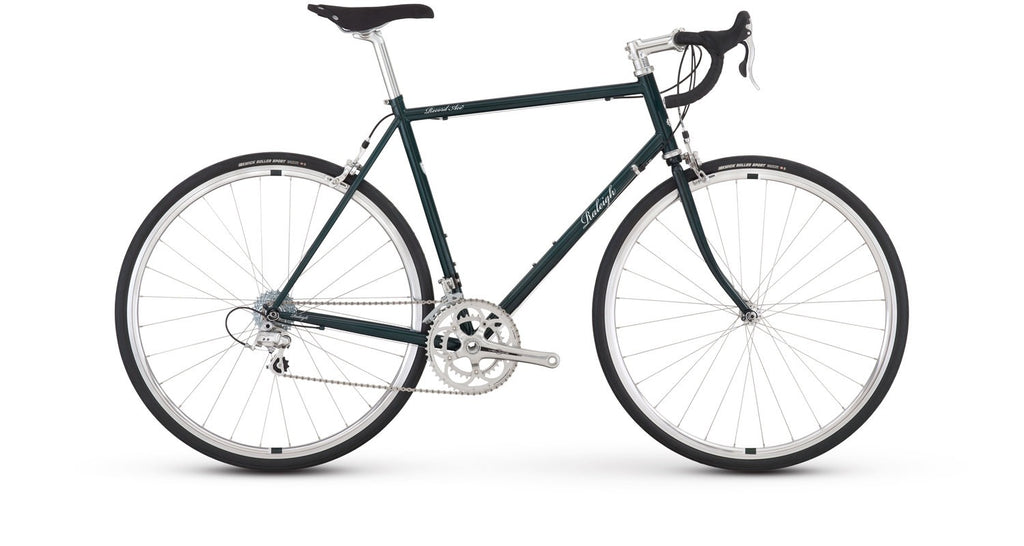 Raleigh Record Ace Campagnolo Veloce Road Bike - 2017