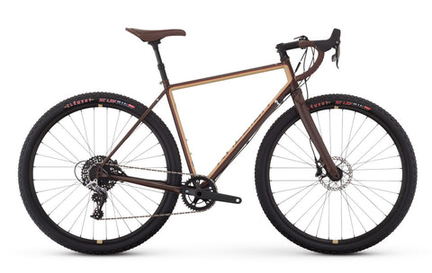 Stuntman SRAM Rival 1-Cyclocross Bikes-Raleigh-52-The Racery
