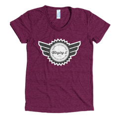 Everyone's Been Winging it Since Forever Tee Shirt