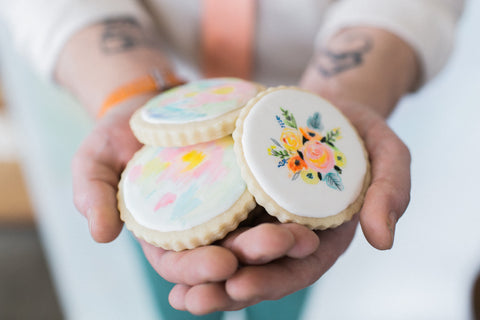 Hand Painted Sugar Cookies
