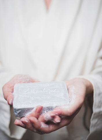 Quality soap is better for the environment and your skin