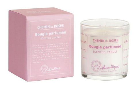 Chemin de Roses Candle