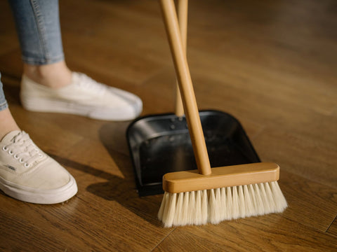 Cleaning is tied to many traditional celebrations - Pexel image
