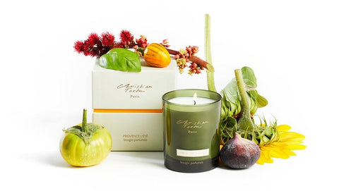 Perfumery is integral to French candle-making