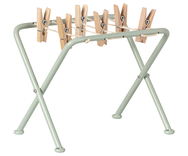 drying rack and pegs - Belle De Provence