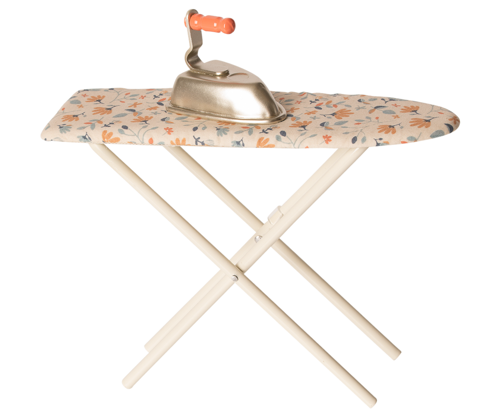 Ironing Board and Iron - Belle De Provence