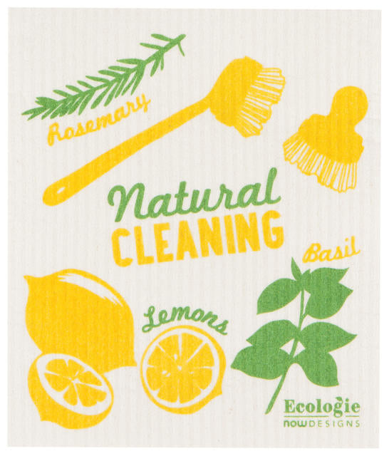 Swedish Dishcloth Natural Cleaning - Belle De Provence