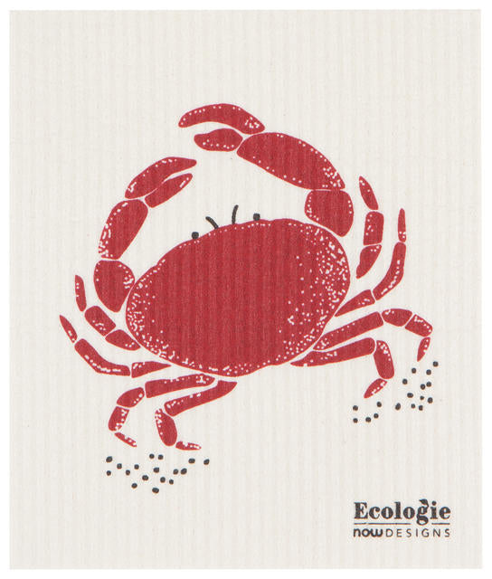 Swedish Dish Cloth Crab - Belle De Provence