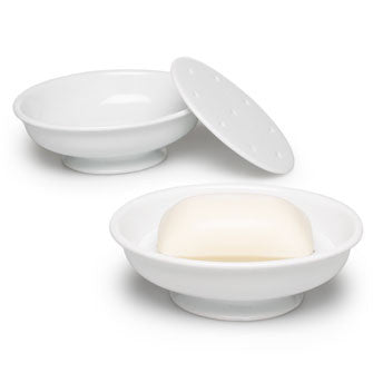 Two Piece Soap Dish