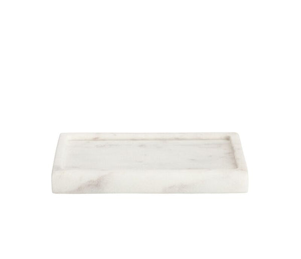 "Marble Soap Dish  5.5"" x 3.5"" x 0.75"""