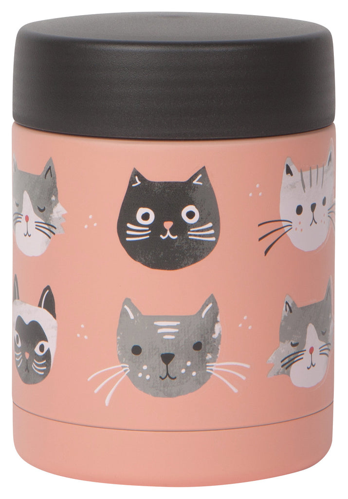 Cats Food Jar - Belle De Provence
