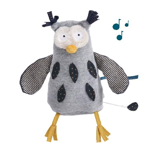 Moulin Roty - Moustaches the Musical Owl