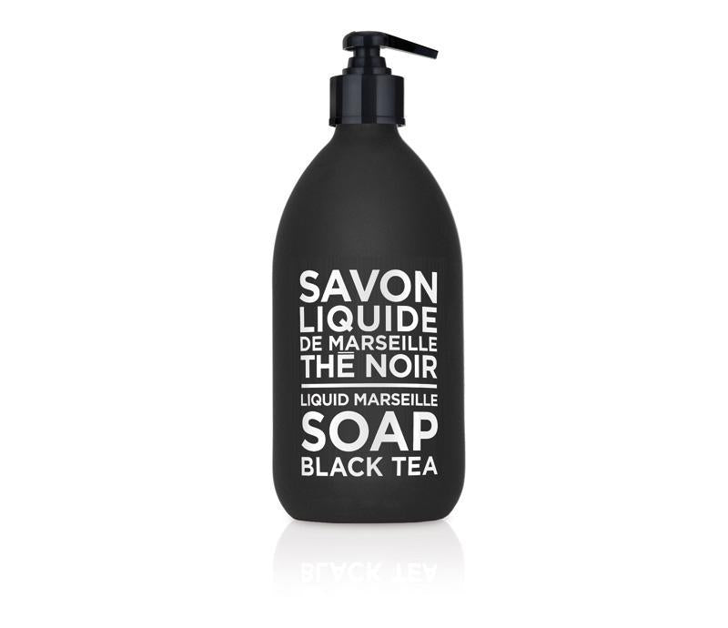 Black Tea Liquid Soap 500ml - Belle De Provence